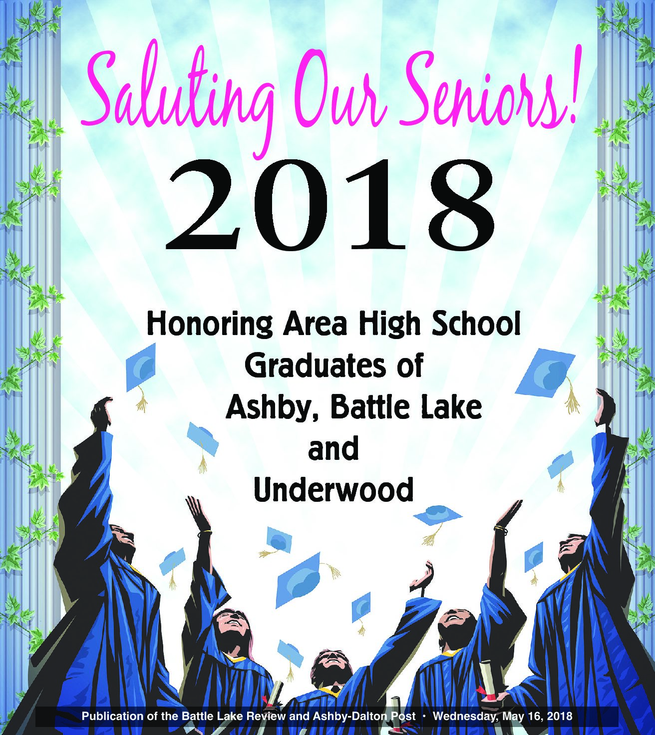 Saluting Our Seniors 2018
