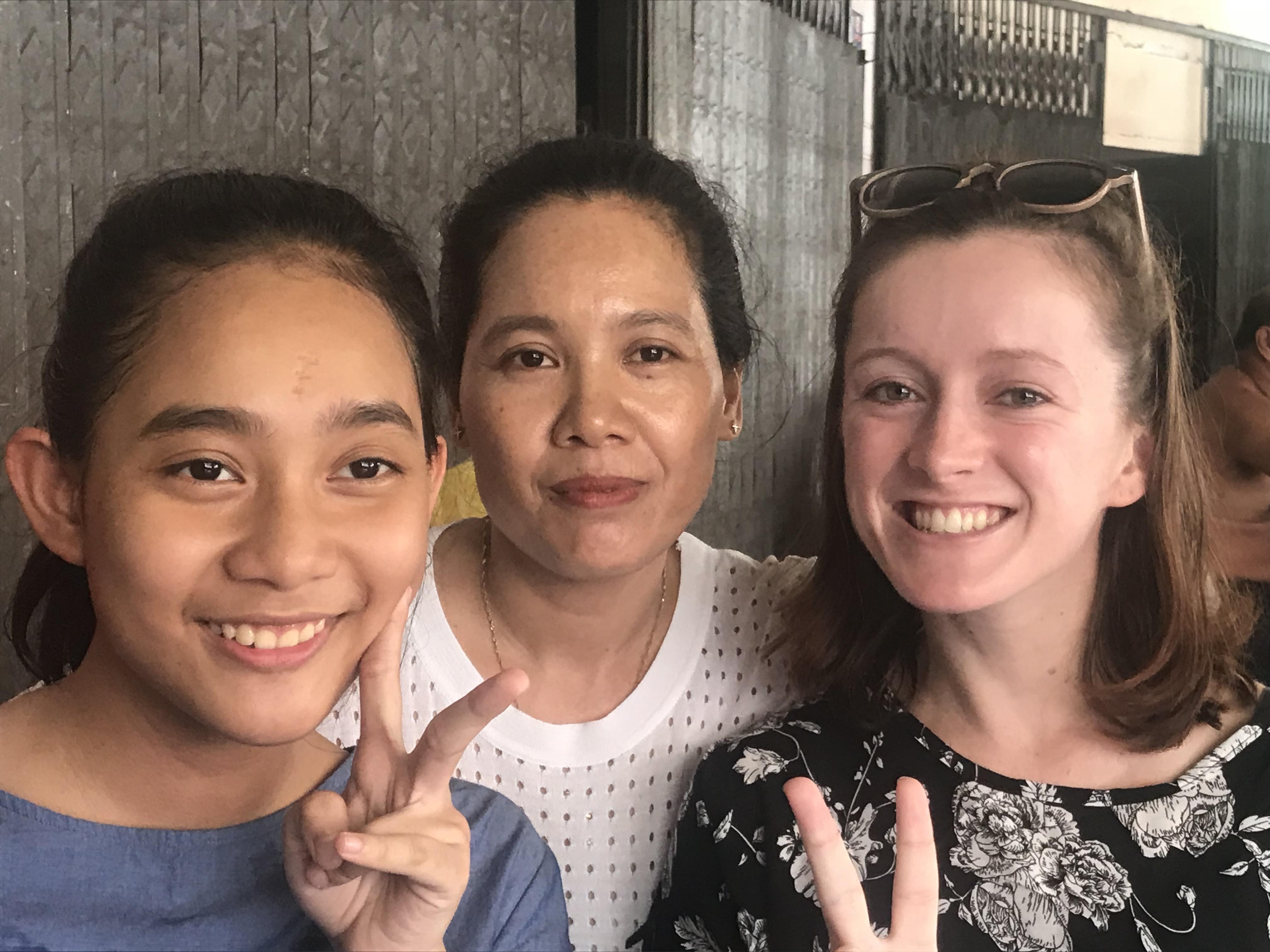 Abbigail Hull's Final Cambodia Newsletter