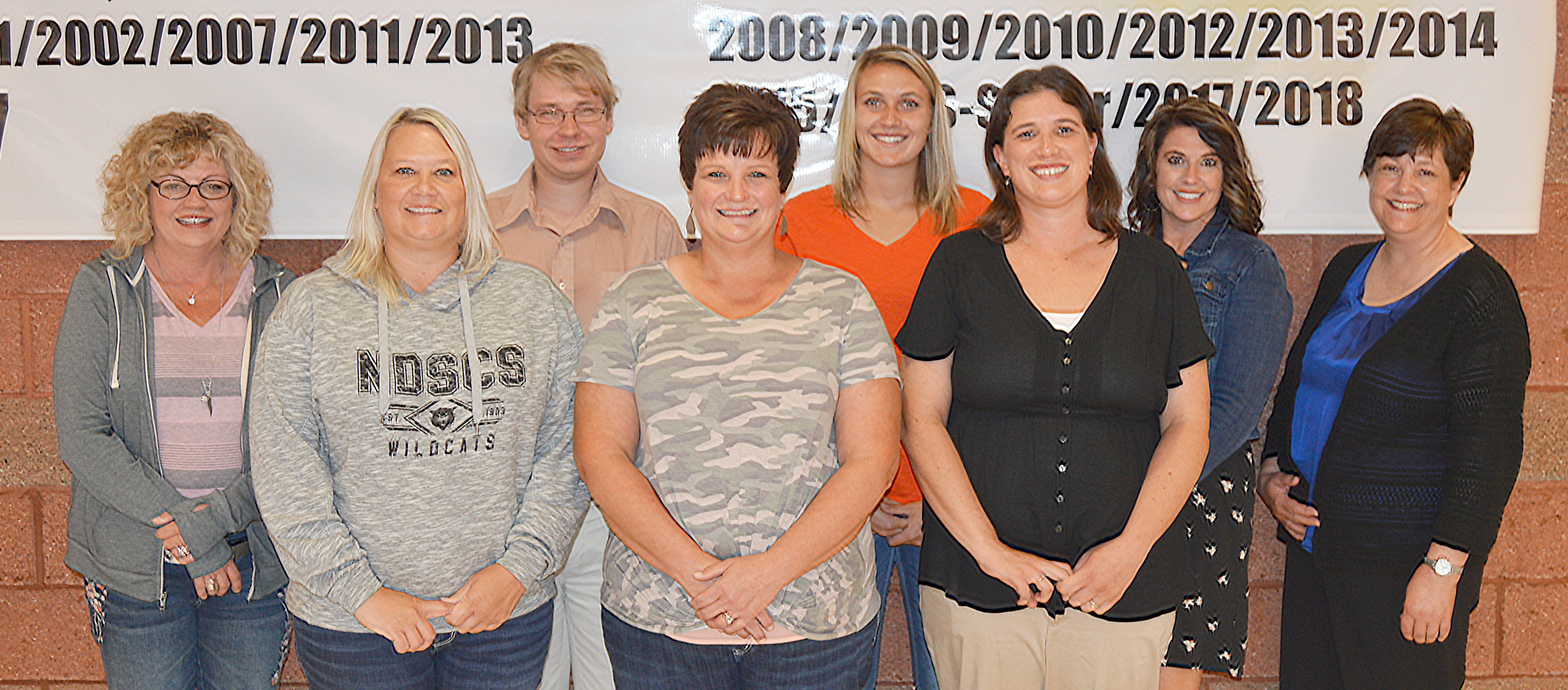 New Staff At BL and Und Schools