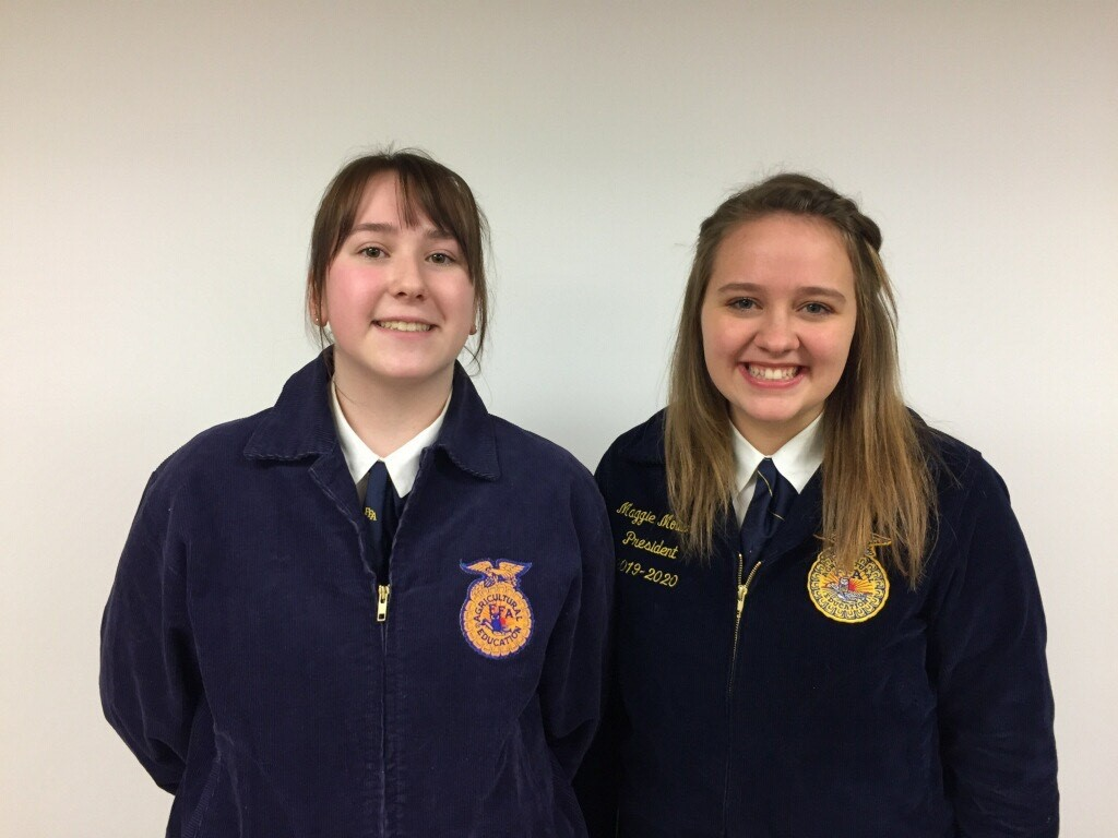 Bailey Advances To State FFA Meet