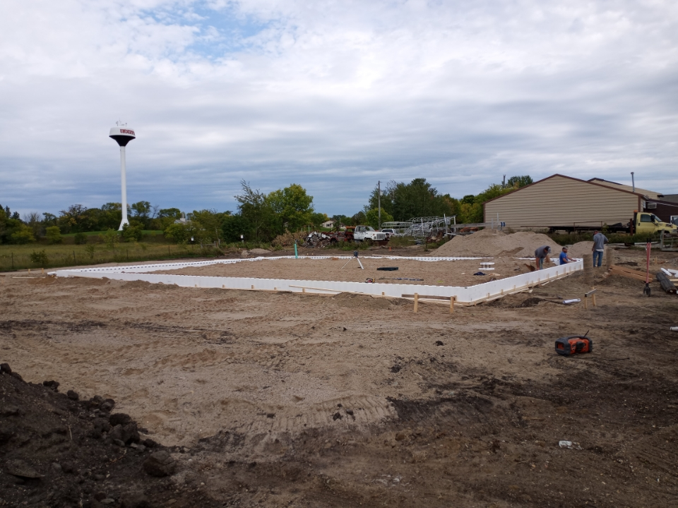 Area Construction Projects Begin
